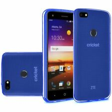 For ZTE Blade X Z965 Frosted TPU CANDY Gel Flexi Skin Case Cover Accessory