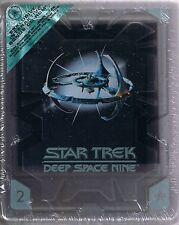 Star Trek Deep Space Nine Season 2 Hartbox NEU OVP Sealed Deutsche Ausgabe OOP