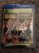 Godzilla Vs. King Ghidorah / Godzilla Vs. Mothra [Blu-ray] (New) - Godzilla Vs.