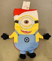 NWT Minion Christmas Stocking Despicable Me Kurt Adler