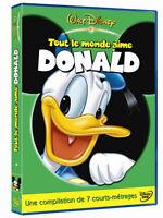Tout le monde aime Donald (Disney) DVD NEUF SOUS BLISTER
