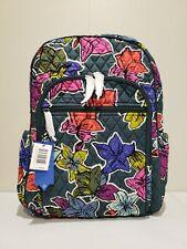 NWT Vera Bradley Campus Tech Backpack – Falling Flowers
