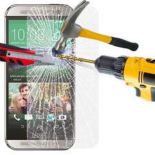100% Genuine Premium Tempered Glass Film Screen Protector For HTC Desire D510