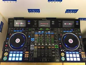 Pioneer DDJ-RZX - 4-Kanal-Profi-DJ-Controller für rekordbox - inkl. OVP