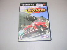 TOP GEAR DARE DEVIL (Playstation 2 PS2) Complete