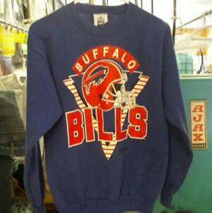 Buffalo Bills NFL Sweatshirt Vintage Unisex Shirt Gift For Men Women T Shirt New