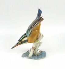 Hutschenreuther Porzellan Figur VOGEL Hans Achtziger Entwurf Porcelain Figurine