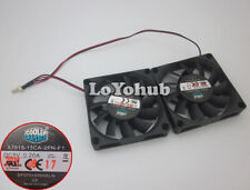 NEW Notebook Cooling Pad Fan CoolerMaster A7015-15CA-2PN-F1 70mm