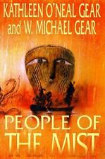 People of the Mist : A Novel of the Algonquin Nation by W. Michael Gear and Kathleen O'Neal Gear (1997, Hardcover, Revised edition)