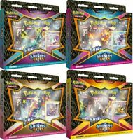 NEW Pokémon TCG: 1 RANDOM SEALED Shining Fates Mad Party Pin Collection