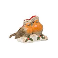 Goebel Eule mit Weihnachtsmütze auf Buch Märchenstunde limitiert 15 cm Tiere Neu