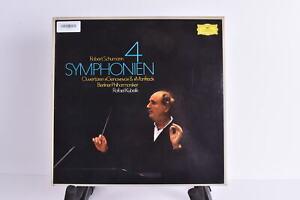 Robert Schumann Rafael Kubelik Berliner Philharmoniker 4 Symphonien Deutsche Gra