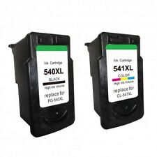 2 CARTUCCE PER CANON PG-540XL & CL-541XL PIXMA MG4200 MX375 MX435