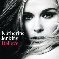 Katherine Jenkins Believe (Love Your Dies) 2010 Warner CD Album Classic Pop