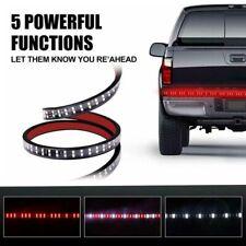 LEDs Waterproof Car Strip Brake Turn Reverse Lamp Signal Tailgate Light Bar Bulb