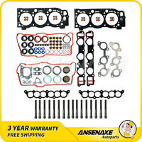 MLS Head Gasket Bolts Set Fit 95-04 Toyota 4Runner Tundra Tacoma 3.4 DOHC 5VZFE