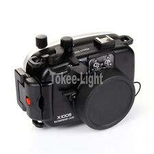 Underwater Waterproof  Housing Camera Case for Fuji X100S Fujifilm X100S Camera
