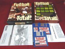 AMIGA: football total! - Black Legend 1994