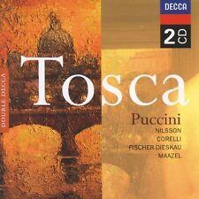 Lorin Maazel, G. Puccini - Tosca [New CD]