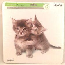 Kitten Mouse Pad Allsop NatureSmart 8 x 8.75 inch 30183 New