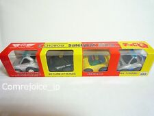 Choro Q TAKARA TOMY SAFETY CAR LIMITED SET SUPRA SKYLINE GT-R R34 NSX RX7 NEW