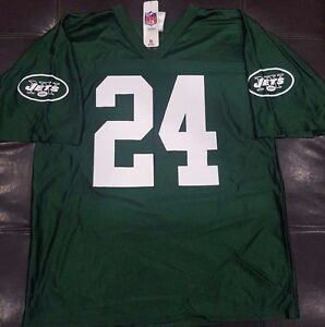 NFL New York Jets Darrelle Revis #24 Jersey Team Apparel NEW WITH TAGS