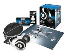 NEW SMS Audio STREET by 50 Cent First Edition Star Wars Headphones Stormtrooper