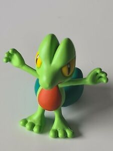 Treecko Pokemon Monster Tomy Collection Figure.