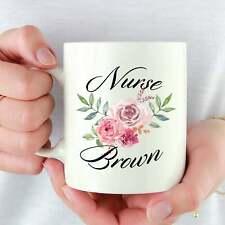 Nurse Coffee Mug Gift For Nurse Nurse Mug Personalized Nurse Mug