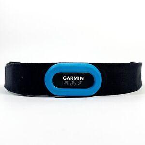 Garmin HRM-Tri Multi Sport Heart Rate Monitor - Black/Blue - NO EXTENSION BAND