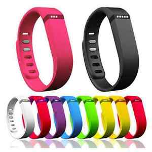 Large/ Small Replacement Wrist Band w/Clasp For Fitbit Flex Bracelet jd