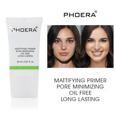 Phoera Face Primer Makeup Base Oil Control Moisturise Skin Liquid Foundation UK