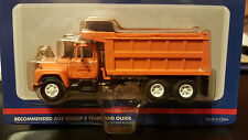 Athearn #93122 Ho Scale Mack R Dump Truck - Public Works Street Division