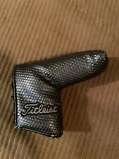 Titeleist golf putter head cover select used