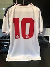 d5694a39b England 1982 Retro Football Shirt Numbers- Home or Away