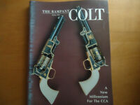 THE RAMPANT COLT SPRING 2000 MAGAZINE 32 PAGES IN VERY GOOD CONDITION