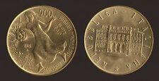 200 LIRE 1981 GIORNATA ALIMENTAZIONE FAO - ITALIA FDC/UNC FIOR DI CONIO