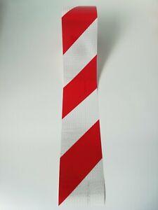 Warnmarkierung für Industrie, rot/weiß, Typ2, linksweisend, AVERY - #60189