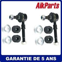 2x Biellette de barre stabilisatrice avant pour Suzuki GRAND VITARA 98-03