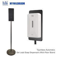 Touchless Automatic  Soap Dispenser with Floor Stand