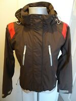 Womens Berghaus Brown Outdoor Hooded Jacket - UK 12