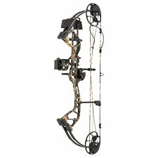 New Bear Archery Royale Rth Package Rh 50# Moonshine Wildfire Camo