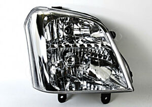 Headlight Crystal Front Lamp RH Fits Isuzu D-Max Holden Rodeo Denver TFR 2002-04