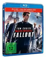 Mission: Impossible - Teil: 6 - Fallout [Blu-ray/NEU/OVP](+ Bonus Disc) Tom Crui