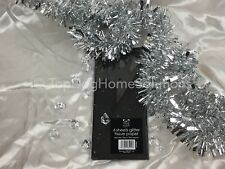 Glitter Tissue Paper Black sparkly Gift Wrap 6 Sheets 50cm x 70cm wrapping