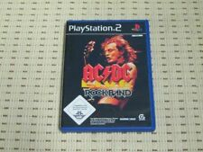 AC/DC Live Rock Band für Playstation 2 PS2 PS 2 *OVP*