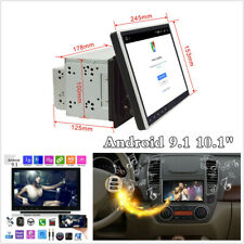 """Doble 2Din 10.1"""" HD CAR STEREO RADIO reproductor de MP5 GPS Navi Android 9.1 Wifi 3G/4G"""