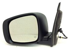 2008-2019 Dodge Grand Caravan power heated left hand driver Side View Mirror OEM
