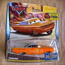 Disney PIXAR Cars RAMONE Road Trip RDTR1P Carburetor County Route 66 Mother Road