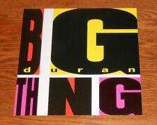 Duran Duran Big Thing Poster 2-Sided Flat Square 1998 Promo 12x12 Rare